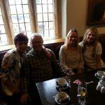 Lunch at John Millington