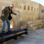 Cannon surfing at St Elmos